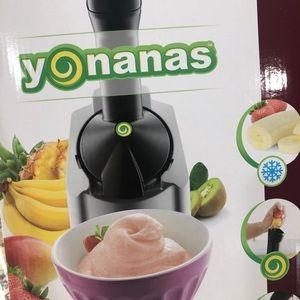 In-stock now YONANAS healthy dessert MAKER !